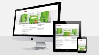 Neue TYPO3 Website im Responsive Design