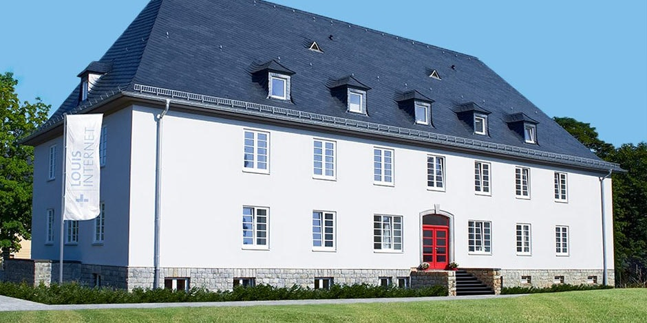 Hauptsitz Detmold - LOUIS INTERNET