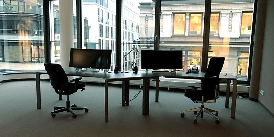 Büro Hamburg - LOUIS INTERNET