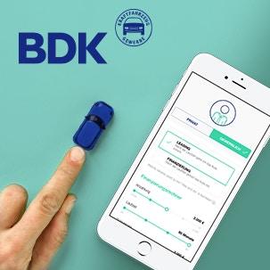 BDK Leadstrecke Finanzierungsrechner