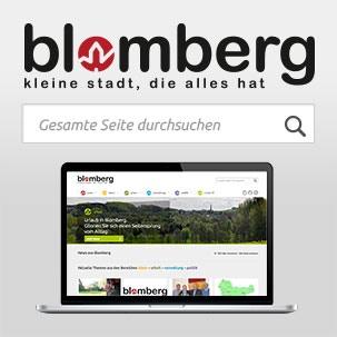 Stadt Blomberg Referenzseite