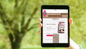 Alle Keks-Infos auch mobil auf Smartphone und Tablet