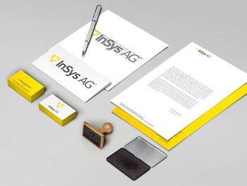 Neues Corporate Design für die InSys AG
