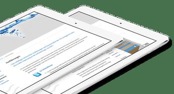 Responsive Webdesign optimiert  für Smartphones, Tablets und Desktops