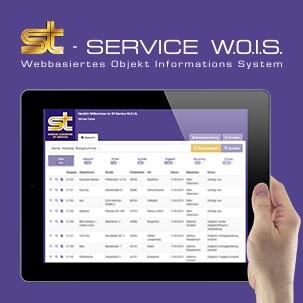 W.O.I.S. Referenzseite